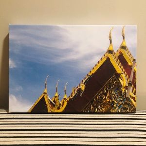 NWOT, Thailand Canvas Wall Picture